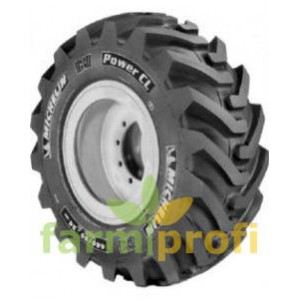 MICHELIN 440/80-24 POWER CL TL 168A8 - 22PR (16.9-24)